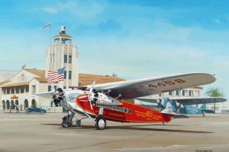 Fokker USA F 10 25 cm